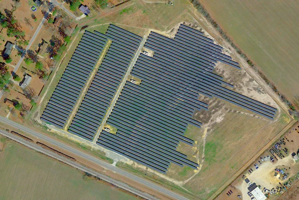 Railroad Solar Farm